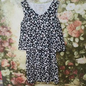 Kate Spade Sz 4 butterfly dress